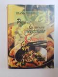 PREPARATE SI CONSERVE VEGETARIENE DIN CIUPERCI de IOANA TUDOR , 2001