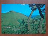 Lipova - Cetatea Soimos - Carte postala ciculata 1976, Circulata, Fotografie
