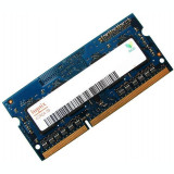 Memorie laptop Hynix 2GB PC3-10600 DDR3 1333MHz non-ECC Unbuffered CL9 204-Pin SoDimm bulk