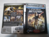 [PS2] Star Wars - Battlefront - Platinum - joc original Playstation 2