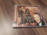 CD  CHRISTMAS WITH FRANK SINATRA/BING CROSBY ORIGINAL NOU SIGILAT