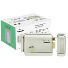 Resigilat : Yala electromagnetica SilverCloud YL500 cu butuc, deschidere pe partea