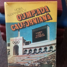 OLIMPIADA CALIFORNIANA - HORIA ALEXANDRESCU