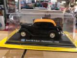 Macheta Ford V8 4-door - Montevideo - 1950 - Taxiuri scara 1:43