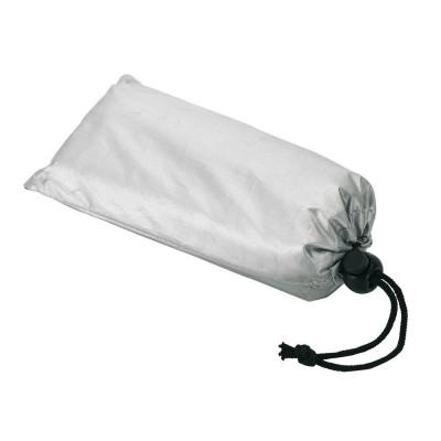Protectie pentru parbriz, Everestus, SF01, poliester, argintiu, saculet de calatorie inclus foto