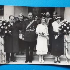 POZA veche MIRE OFITER SI MIREASA × aprox 1940