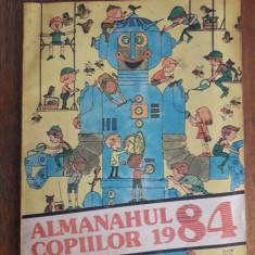 Almanahul copiilor 1984 / C37P