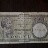20 lei 1950  Luca-Rubiec