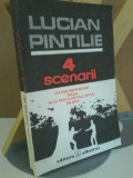Lucian Pintilie - 4 SCENARII-(COLONIA PENITENCIARA/DUELUL/DE CE TRAG/BALANTA), Albatros, 1992