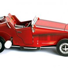 Puzzle 3D Hope Winning Creeaza-ti propria masina clasica rosie