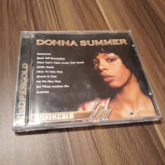 CD DONNA SUMMER SUPERGOLD ORIGINAL 2003 STARE FB