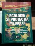 Ecologie si protectia mediului – Manual Clasa a XI-a – Nicolae Galdean