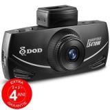 Camera auto DOD LS470W, Full HD, GPS 10x, senzor imagine Sony, lentile 7g Sharp, WDR, G senzor, 2.7 inch LCD