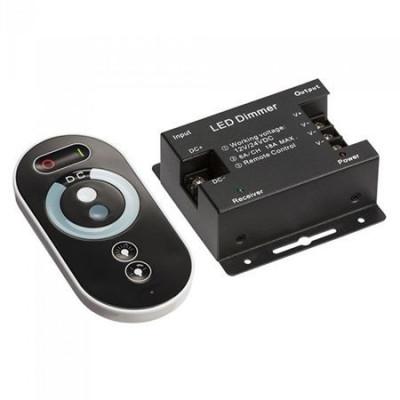 CONTROLLER BANDA LED DIMABIL CU TOUCH 12V 216W /24V 432W foto