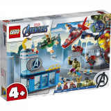 LEGO® Marvel Avengers - Furia Razbunatorilor impotriva lui Loki (76152)