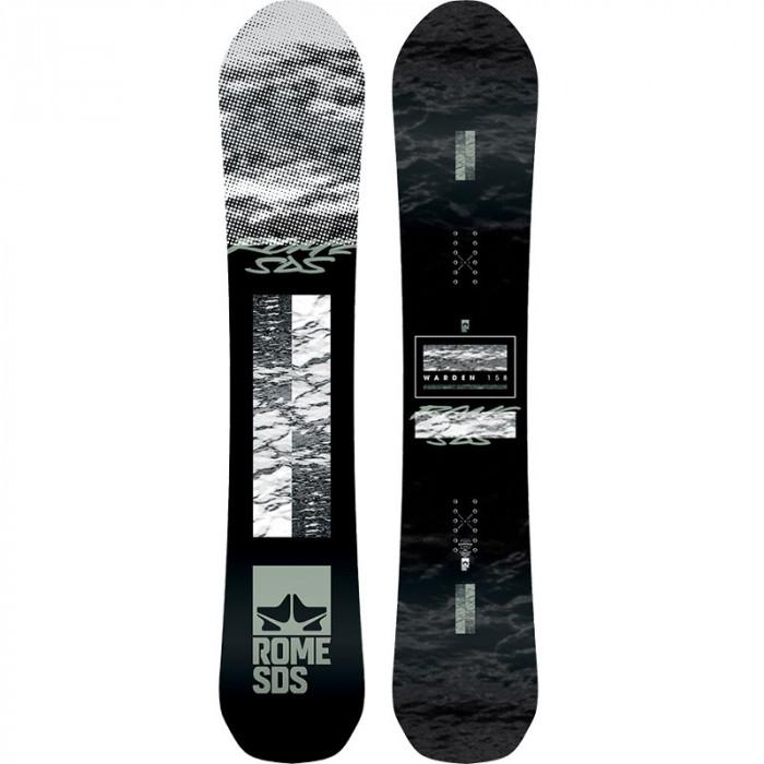 Placa Snowboard Rome Warden 158 2020