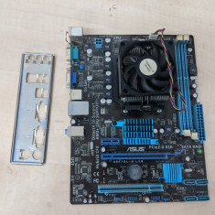 Placa de baza calculator AM3+ AMD 760G pentru FX Phenom II Athlon II  Sempron