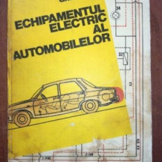 Echipamentul electric al automobilelor- Gh. Tocaiuc