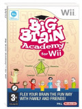 Wii Big Brain Academy for Wii original Nintendo Wii classic,Wii mini Wii U