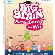 Wii Big Brain Academy for Wii original Nintendo Wii classic,Wii mini Wii U