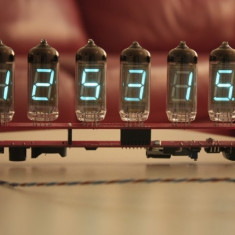 ceas VFD cu lampi IV11