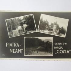 Cumpara ieftin Carte postala foto necirculata anii 30:Piatra Neamt,parcul,,Cozla'' ed.V.Ionescu