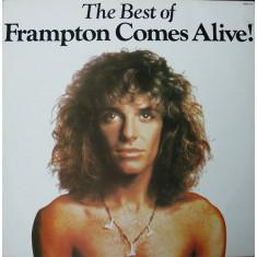 VINIL   Peter Frampton – The Best Of Frampton Comes Alive!   (VG+)