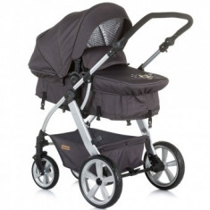 Carucior sport copii 0-15Kg Chipolino Fama granite grey
