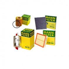 Pachet filtre revizie Volvo Fl 10 FL 10/320 320 CP (12.1995 > 09.1998) Mann-Filter