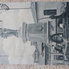 Bucuresti- Monumentul Pompierilor din Dealul Spirei.