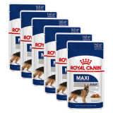 Cumpara ieftin Plicule Royal Canin Maxi Adult 6 x 140 g