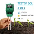 PH METRU tester UMIDITATE higrometru umidometru pentru sol plante PRET IEFTIN