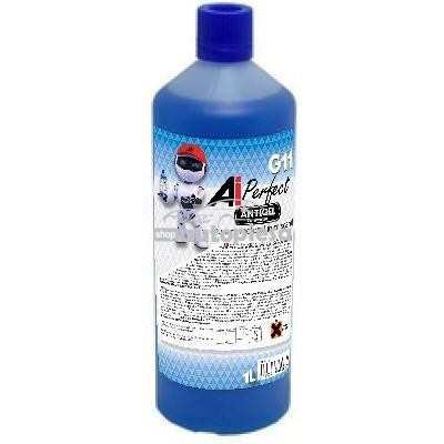 Antigel concentrat AI PERFECT G11 Albastru 1 L 100AIPG111 foto