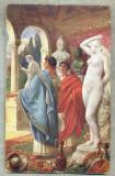 AD 264 C. P. VECHE -QUO VADIS ?-VINICIUS SHOWS PETRONIUS HIS TREASURY -PATATA, Franta, Circulata, Printata