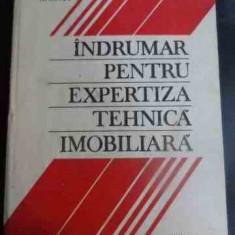 Indrumar Pentru Expertiza Tehnica Imobiliara - A. Cristian N. Iancu ,546702