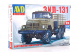 ZIL-131 Flatbed Truck 1:72