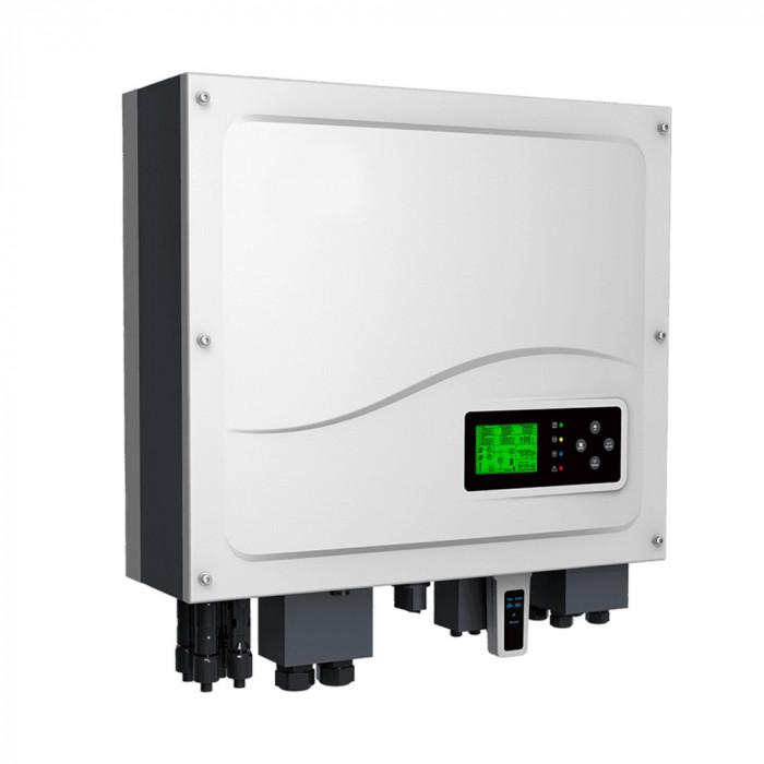 Aproape nou: Invertor solar On Off Grid PNI GreenHouse SB5000 5KW MPPT stocare si i