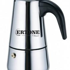 Filtru de cafea manual Ertone,9 cesti,inox