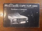 Conducere si intretinere - Dacia 1300 IAP / R4P2F, Alta editura