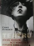 Camil Petrescu Piese de teatru