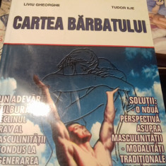 CARTEA  BARBATULUI -LIVIU GHEORGHE, TUDOR ILIE, ED KAMALA 2001,412 PAG