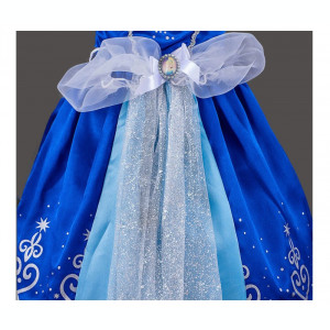 Rochie rochita printesa Rapunzel/Cenusareasa -petreceri tematice/ serbari