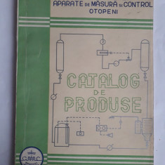 Catalog de produse I.A.M.C. Otopeni  1969 /  C52P
