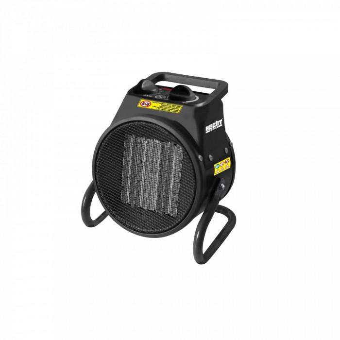 Termosuflanta cu ventilator si termostat HECHT 3542