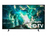 Cumpara ieftin Televizor Samsung LED 65RU8002, 165 cm, Smart, Premuium Ultra HD, Slim, HDR10+, Wireless, Titanium Gray