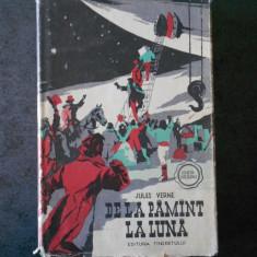 JULES VERNE - DE LA PAMANT LA LUNA (1958, Colectia Cutezatorii)