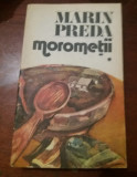 MOROMETII   MARIN PREDA  VOL I