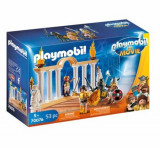Playmobil Movie, Imparatul Maximus in Colosseum
