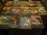 Colectia Sfinx- 14 carti politiste