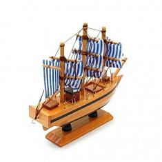 Corabie din lemn , Corabia bogatiei mica
